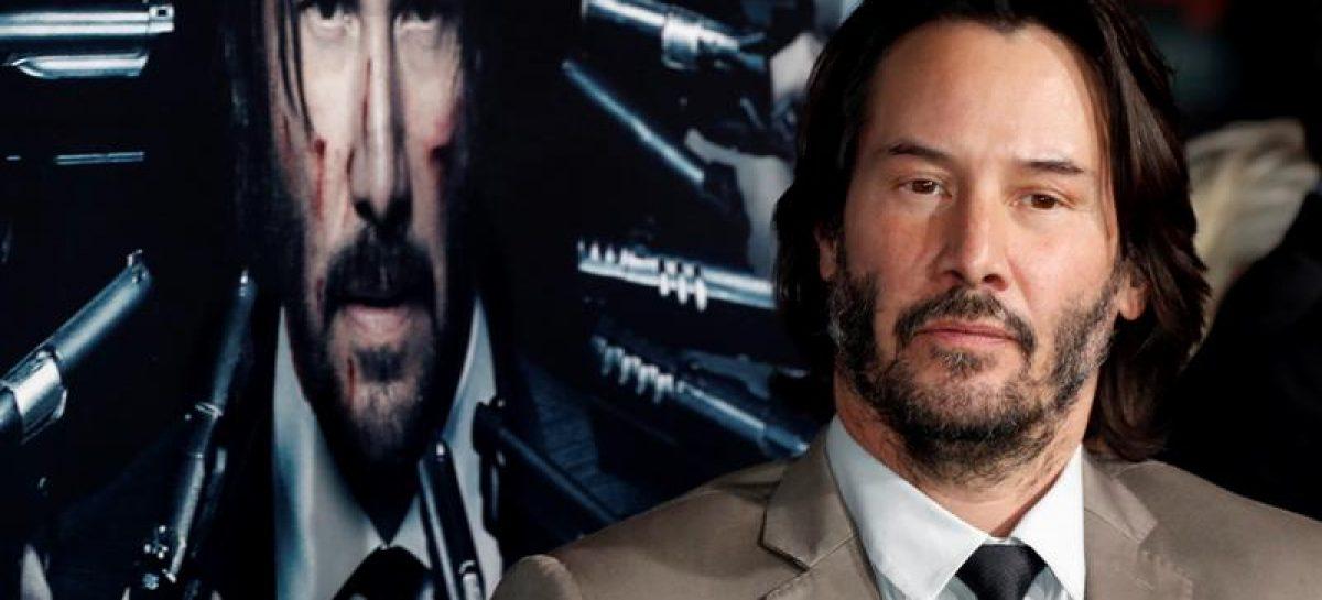 Keanu Reeves dijo que es un tipo normal que disfruta lo que hace