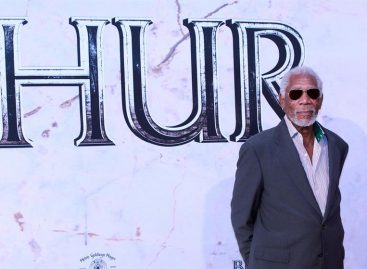 Morgan Freeman recibió premio honorífico