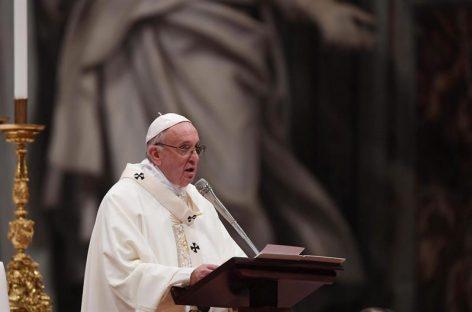 Papa Francisco llamó a rezar para que todo salga bien en la JMJ