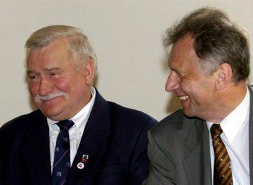 Lech Walesa negó que espiase para los servicios secretos comunistas
