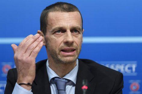 La UEFA limitará a tres los mandatos del presidente y miembros del Ejecutivo