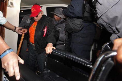 Extienden a un año el arresto domiciliario a Manuel Noriega