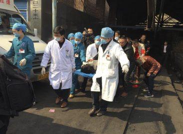 Una explosión dejó ocho muertos enmina de carbón al centro de China