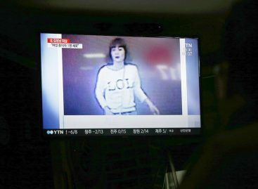 Camiseta de la supuesta asesina deKim Jong-nam sale a la venta enChina