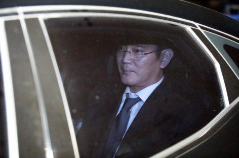 Heredero de Samsung detenido nuevamente por el caso «Rasputina»
