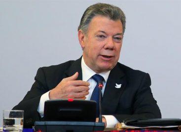 Santos afirmó que el 1° de junio lasFARC dejarán las armas