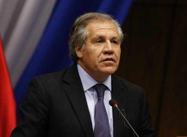 Almagro: Venezuela necesita un Gobierno legítimo