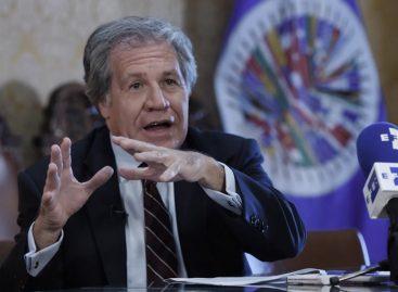 OEA pidió a la comunidad internacional más sanciones contra Venezuela