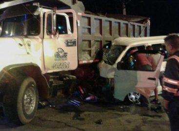 Más de 230 víctimas fatales por accidentes en Panamá durante 2017