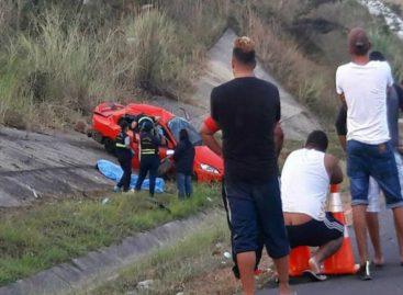 Han muerto 321 personas por accidentes de tránsito en 2017