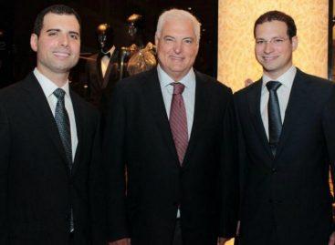 Emiten orden de captura internacional contra hijos delexpresidente Martinelli