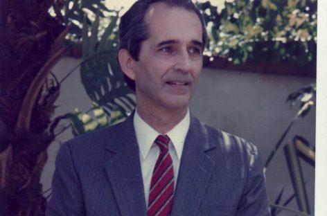 Panamá lamenta el fallecimiento de exvicepresidente Ricardo Arias Calderón