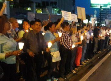Vigilia en Panamá: Exigirán renuncia de procuradora y protestarán contra proyecto 245