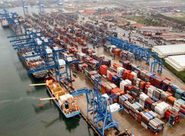 AMP: Actividad portuaria cayó9.1%en 2016