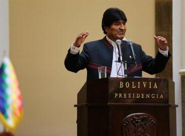 Evo Morales agradeció a Maná por respaldo al reclamo marítimo boliviano
