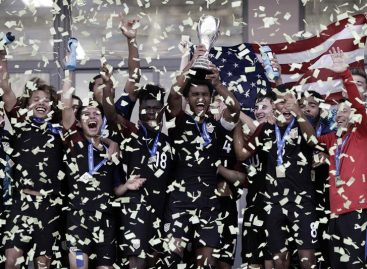 EE.UU. campeón Sub-20 de Concacaf tras vencer en penaltis a Honduras