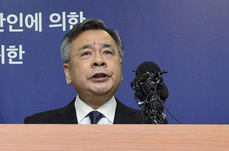 La presidenta Park conspiró para obtener sobornos de Samsung