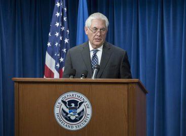 EEUU y México afinaron estrategia sobre Venezuela