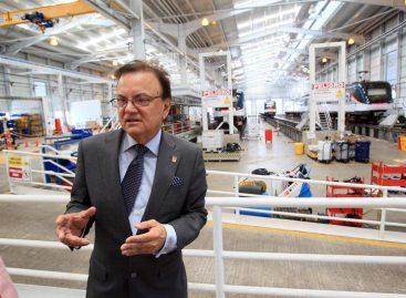 Aprobaron compra de 70 vagones delMetro de Panamá por US$137 millones