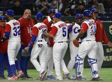 Cuba blanqueó a China y logró su primer triunfo en el Clásico Mundial