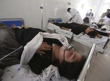 Atacaron colegio de niñas en Afganistán con agentes químicos