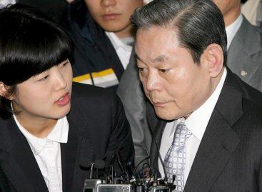 Heredero de Samsung negó los cargos al inicio de su juicio por corrupción