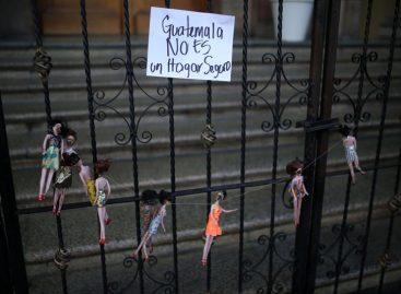 Subieron a 35 las niñas muertas tras incendio en centro de menores guatemalteco
