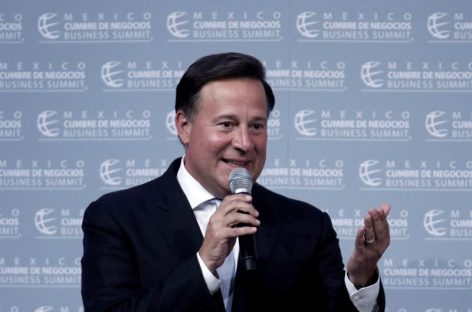 Varela afirmó que la seguridad será tema de la agenda en reunión con Trump