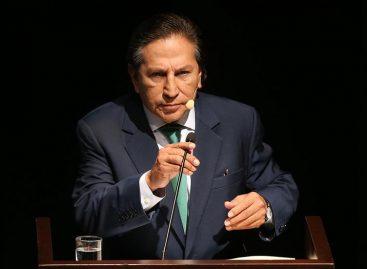 Alejandro Toledo tildó el encarcelamiento de Humala como persecución política