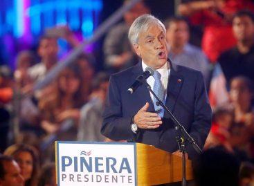 Sebastián Piñera resultó vencedor en las presidenciales de Chile