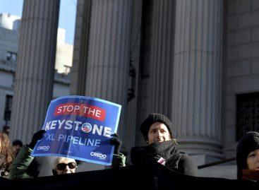 Trump autorizó la construcción del polémico oleoducto Keystone