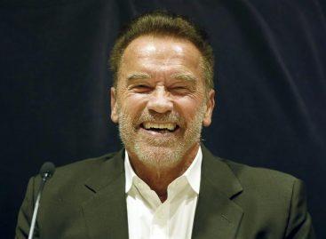 Schwarzenegger será la voz oficial del documental sobre el mundo marino