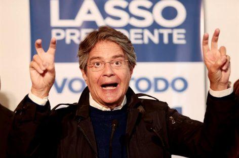Policía ecuatoriana allanó oficina de Guillermo Lasso