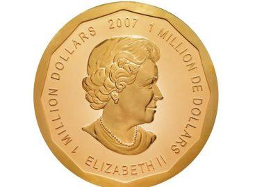 Robaron una moneda de oro de un millón de dólares de un museo berlinés