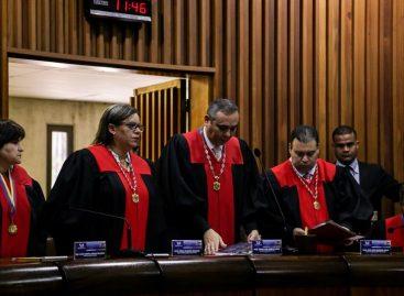 Supremo venezolano instó al Gobierno a pedir la remoción de Almagro de la OEA