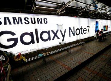 Samsung sacará a la venta modelos reparados del Galaxy Note 7