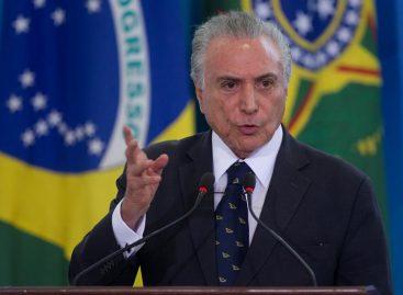Brasil: Policía pide incluir a Temer en otro caso de corrupción en Petrobras