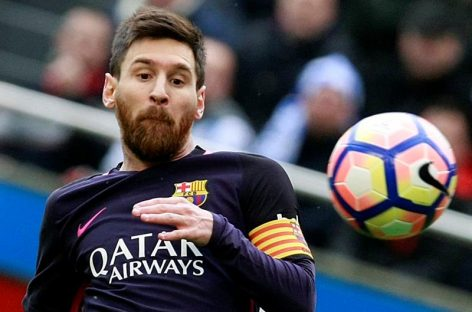 Fiscal aceptó sustituir por multa de 571.000 dólares la pena de cárcel de Messi