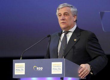 Presidente del Parlamento Europeo rechazó autogolpe de Estado en Venezuela
