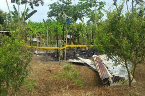 Un hombre murió tras explosión detanque de gas en su vivienda