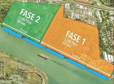 La ACP busca forzar la construcción del puerto de Corozal
