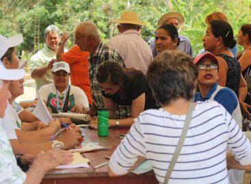 Panameños se inscriben en CD y apoyan la candidatura de Rómulo Roux