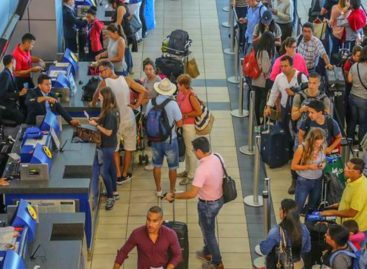 Más de 10 mil personas viajan al exterior durante las Fiestas Patrias