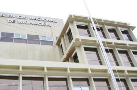 CNA pide deportar a extranjerosdelincuentes