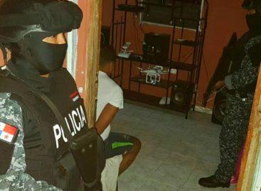 206 pandilleros han sido detenidos en lo que va de año