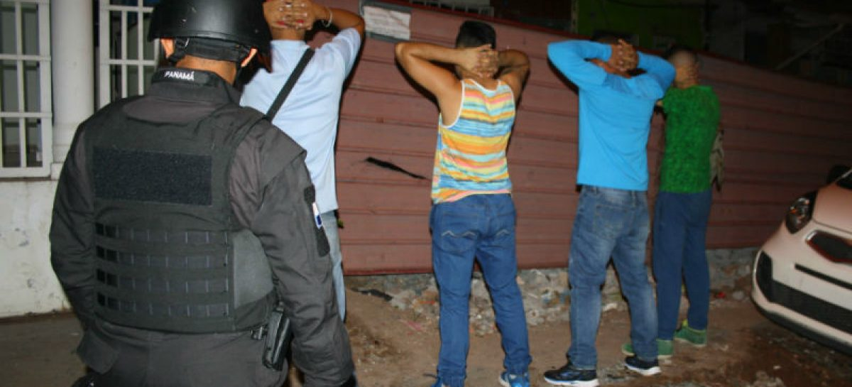 Retenidos seis extranjeros ilegales en La Chorrera: 5 son venezolanos