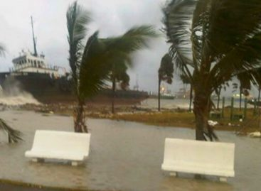 Sinaproc advierte que habrá fuertes vientos en varias zonas del país