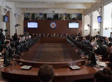 OEA se prepara para declarar el lunes alteración constitucional en Venezuela