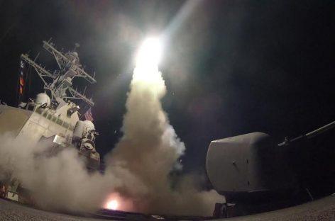 Siria y sus aliados cierran filas ante la agresión de Estados Unidos