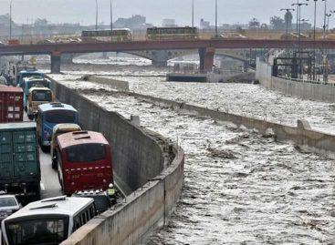 Congreso de Perú aprobó plan de reconstrucción tras inundaciones